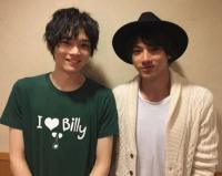 古川雄輝を山田裕貴が楽屋訪問 『イタキス』再会に「最高!」「嬉しい」ファン歓喜
