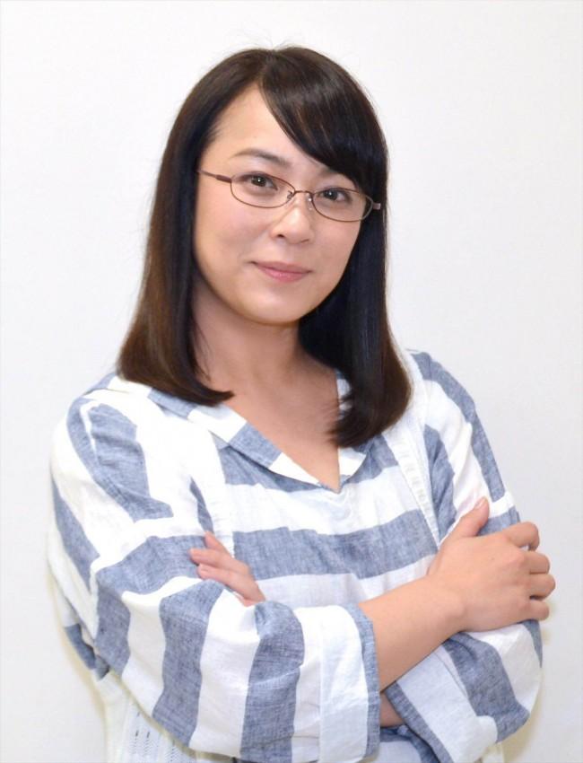 教師役の佐藤仁美さん