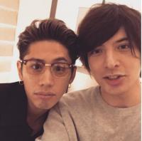 ワンオクTaka、城田優と2ショット Takaのサングラス姿に「眼鏡もえー」