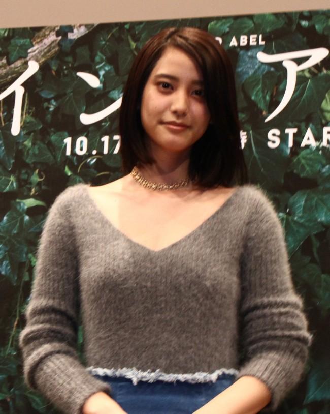 山崎紘菜、『カインとアベル』月9初出演に「夢にも思わなかった」