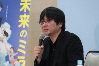 細田守監督最新作『未来のミライ』は4歳の男の子が主人公! 来年7月20日公開