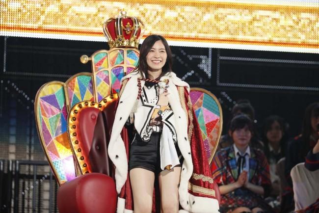 "<AKB48選抜総選挙>SKE48、5人が選抜入り 名古屋の""地熱""を見せつける"