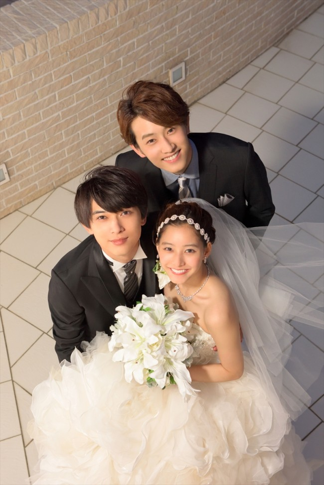 結婚 西島 隆弘
