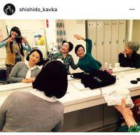 シシド・カフカが和久井映見、菅野美穂ら「ひよっこ」豪華共演者とのオフショット公開に「良い写真」「仲間に入れてほしい」