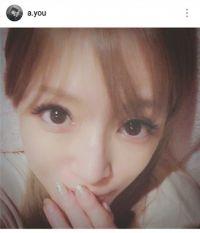浜崎あゆみ、上目遣いのアップ写真公開に「素っぴん可愛い」「お目目がクリンクリン」