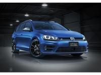 """ポルシェを追い回せる""""VWゴルフR""""にステーションワゴン「Golf R Variant」が加わる"""
