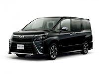 トヨタ、売れ筋5ナンバーミニバン「ノア」「ヴォクシー」に特別仕様車