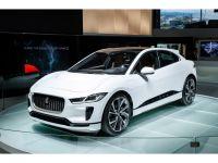 ジャガー、完全電動SUV「I-PACE」ジュネーブで公開、日本導入決定