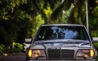 名車W124——バブル世代が愛するメルセデス・ベンツ