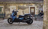 BMW C400X──これぞ愉しく快適な新しいスクーター
