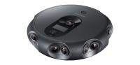 サムスン、17眼カメラ 360 Roundを発表。4K 3D 360度ストリーミング対応