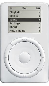2001年の今日、初代iPodが発表されました:今日は何の日?