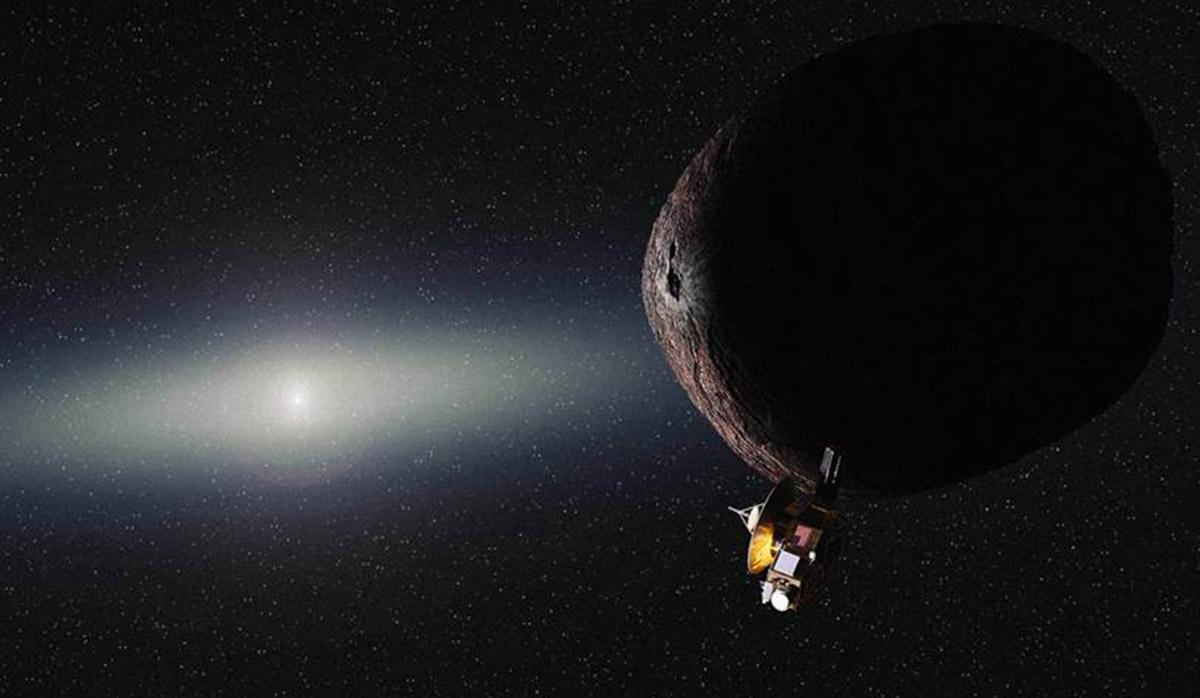 冥王星探査機ニューホライズンズ、次はカイパーベルト小天体2014 MU69へ。2019年元日到着予定