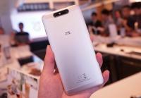 デュアルカメラ搭載で3万円台のSIMフリースマホ「ZTE BLADE V8」5月25日発売