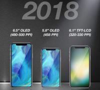 6.1インチの新iPhoneはJDIの「日の丸液晶」を採用?ベゼルレスで9月〜10月に発売との噂