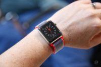 Apple Watch Series 3はドコモ・au・ソフトバンク対応で9月22日発売、3万6800円〜