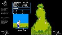 任天堂スイッチに隠しファミコン エミュ、故 岩田聡氏の命日に「直接!」で『ゴルフ』が起動