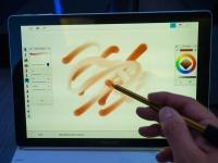 サムスンの最新タブレット「Galaxy Tab S3」と「Galaxy Book」を現場でチェック:MWC2017