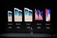 iPhone SE / 7 / 6s が値下げ。1万1000円から5000円安、256GBモデルは廃止