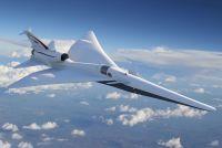 NASA、衝撃波なしの「静音」超音速ジェット機を開発中。2020年テスト飛行を計画