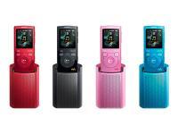 ソニー、ウォークマン NW-E060 発表。37g でノイズキャンセリング機能つき