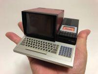 蘇った名機、手のひらサイズのオールインワンコンピューター「PasocomMini MZ-80C」実機レビュー