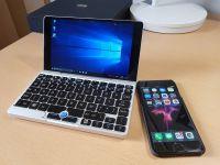 ポケットサイズのノートPC、GPD Pocket開封レビュー。7インチ筐体にWin10搭載、技適も取得済み