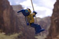 エボルタ君がグランドキャニオン登頂を目指したワケ