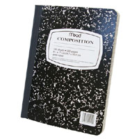 """B-BOY御用達""のノート「Composition Book」"