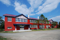 北海道に廃校を利用した宿泊施設がオープン