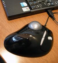 マウスユーザーがトラックボールに挑戦したら?