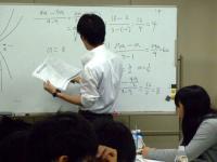 塾に通えない受験生のために開かれる講義