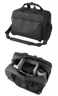 ビジネスバッグのようなカメラバッグ