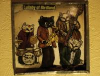 ジャズと猫の不思議なランデブー