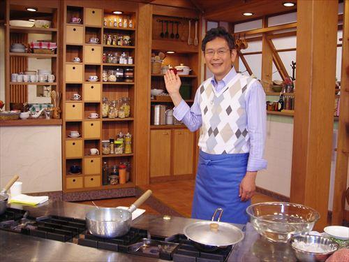 『きょうの料理』18年目の後藤繁榮アナ、ダジャレ …