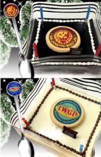 """今年のクリスマスは""""ネタ系""""クリスマスケーキで勝負!?"""