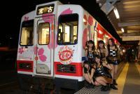 こたつ列車も! あまちゃんの舞台「三陸鉄道」の企画がユニーク