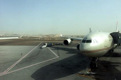 中東のベスト空港、アブダビ空港のデザインが斬新すぎる!