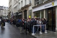 ポケモンセンター・パリがオープン  入場は1時間半待ち!