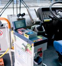 バスのICカードリーダー規格は日本と海外でちがう!?