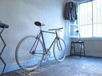 あえてのサビ加工が美しい! インテリアのような自転車「イタリア・ヴェローチェ」