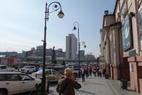 日本から90分で行ける都市「ウラジオストク」を歩く