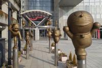 イケメン大仏からアニメのキャラクターまで! 日本一の銅像づくりのまち