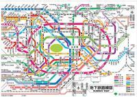 四国の路線図がシンプルすぎる!東京と比べると「桃鉄」レベル