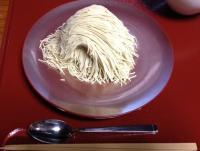 信州・小布施の究極の栗菓子「朱雀」を行列して食べてきた