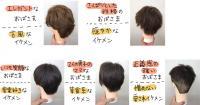 イケメンとおばさんの髪形、ほぼ同一説 美容師さんに共通の髪型を作ってもらった