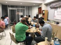 イスラーム教の断食明けの食事「イフタール」をムスリム協会で食べてきた