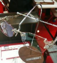おそらく世界最高額!3000万円のメガネを見つけた