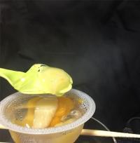 本来温かくない食べ物から「湯気」 美味しそうに見えるのか