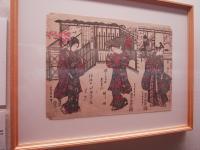 浮世絵に描かれる「女装」や「男装」の見分け方を教えてもらった